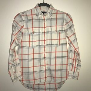 Banana Republic Long Sleeve Button Down Shirt